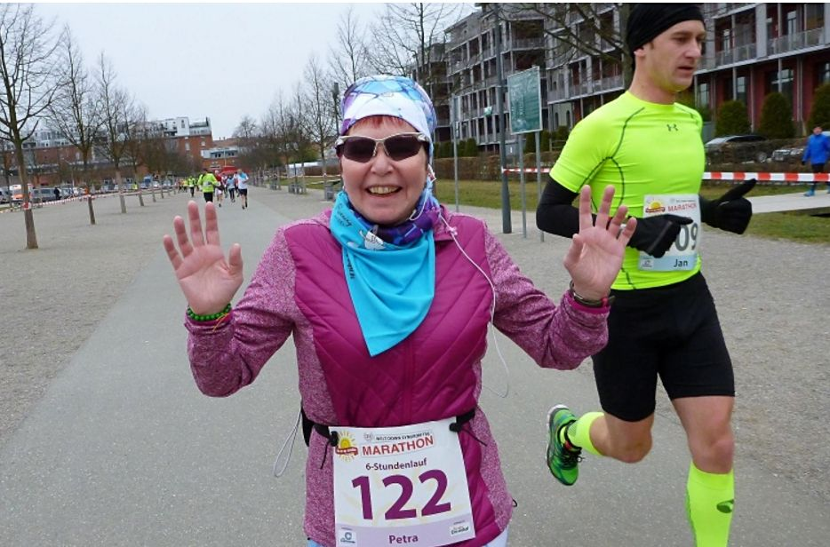 Welt Down Syndrom Tag Marathon 2015